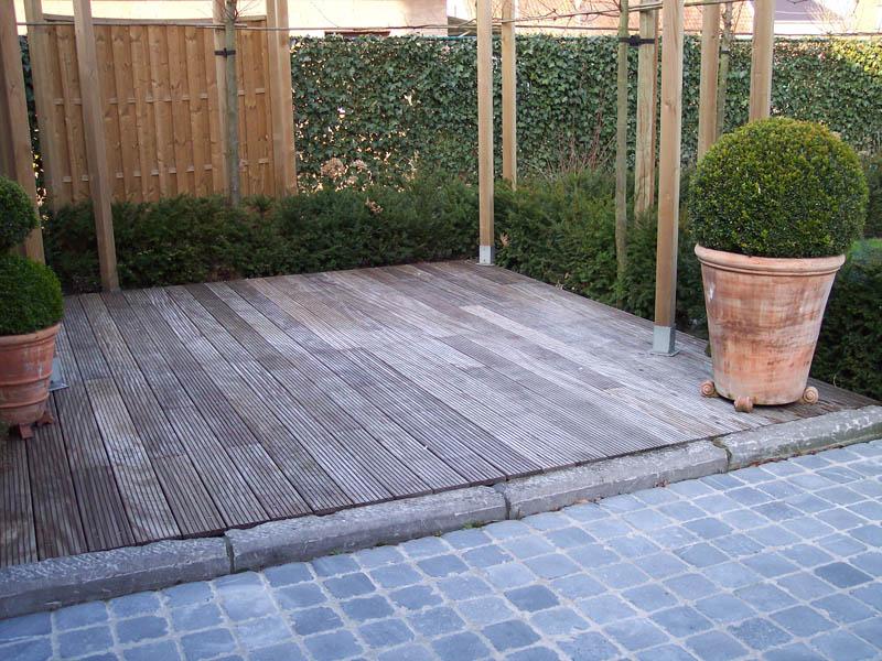 Earthquaque gardens - Buitenkant terras design ...